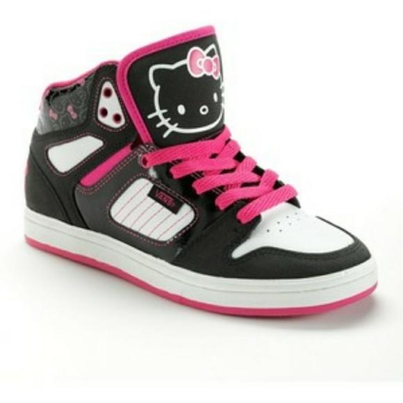 17fcf415e Vans Hello Kitty High-Top Skate Shoes. M_5a67e2999cc7ef8ced57b769